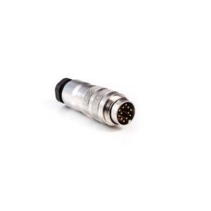 12-pins round connector B12