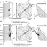 A110 Angle Encoder Drawing