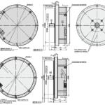 A170 Angle Encoder Drawing