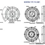 A170H Angle Encoder Drawing