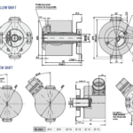 A58HE1 Rotary Encoder Drawing