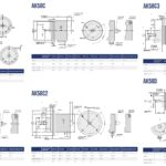 AK58 Rotary Encoder Drawings