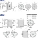 AM Rotary Encoder Drawing