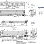 L18 Linear Encoder Drawing