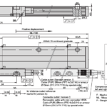 L18B Linear Encoder Drawing