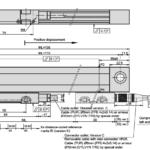 L18T Linear Encoder Drawing