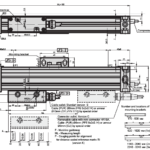 L35T Linear Encoder Drawing