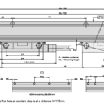 LK24 Linear Encoder Drawing