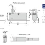 MK Linear Encoder Drawing